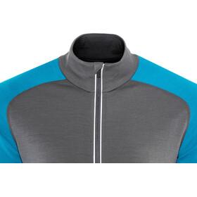 Icebreaker Quantum LS Zip Jacket Herren monsoon/alpine